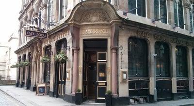 Photo of Pub The Café Royal at 19 W Register St, Edinburgh EH2 2AA, United Kingdom