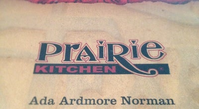 Photo of American Restaurant Prairie Kitchen at 1-257 Holiday Dr, Ardmore, OK 73401, United States