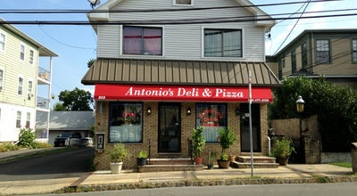 Photo of Pizza Place Antonio's Deli & Pizza at 513 Morris Ave, Summit, NJ 07901, United States
