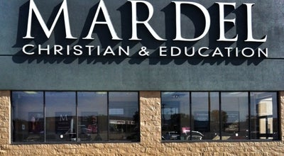 Photo of Bookstore Mardel Christian & Education at 2308 N. Galloway Ave., Mesquite, TX 75150, United States