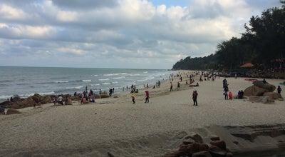 Photo of Spa Pusat Urut, Teluk Cempedak at Laut China Selatan, Kuantan, Malaysia