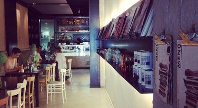 Photo of Cafe Magasand Columela at C. Columela, 4, Madrid, Spain