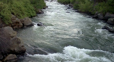 Photo of Trail Deschutes River Trail at Reed Market Bridge, Bend, OR, United States