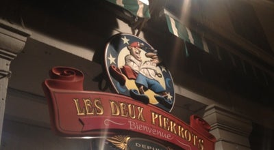 Photo of Nightclub Le Pierrot/Aux deux Pierrot at 104 Saint-paul E., Montreal H2Y 1G6, Canada