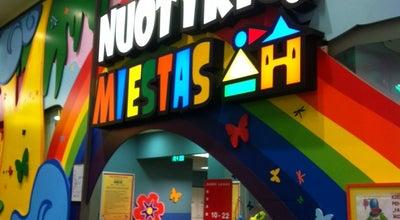 Photo of Theme Park Nuotykiu miestas at Akropolis, Vilnius, Lithuania