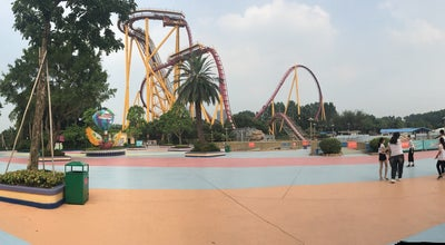 Photo of Water Park Chimelong Dive Coaster at China