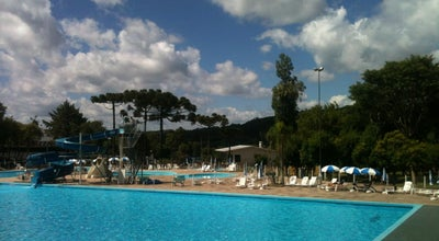 Photo of Pool Sede Campestre do Recreio Cruzeiro at Brazil