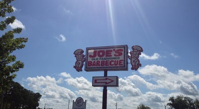 Photo of BBQ Joint Joe's Barbecue at 500 Green Hill Drive, Whiteville, NC 28472, United States