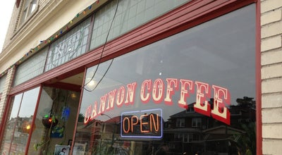 Photo of Cafe Cannon Coffee at 802 Brookline Blvd, Pittsburgh, PA 15226, United States