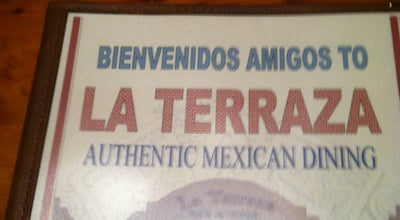 Photo of Mexican Restaurant La Terraza at 111 Eckford Dr, Starkville, MS 39759, United States