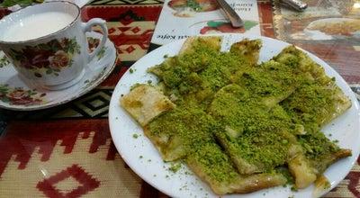 Photo of Pie Shop İsmail Usta Kahke Ve Katmer at Selvi Mahallesi Devlet Hatun Caddesi Benli İş Merkezi No:13, Kütahya 43000, Turkey