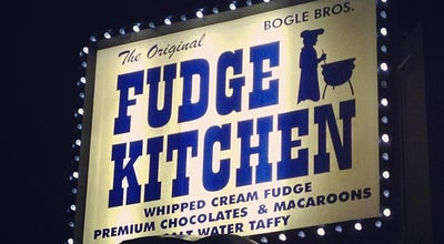 Photo of Candy Store Fudge Kitchen at 4101-4199 Boardwalk, Wildwood, NJ 08260, United States