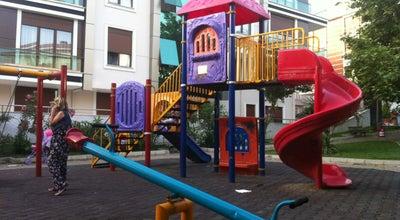 Photo of Playground Aslihan Kahveci Parki at Turkey