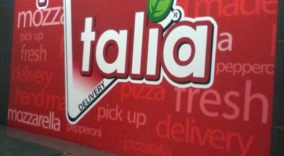 Photo of Pizza Place Pizza Talia at Capucienenlaan, Aalst, Belgium