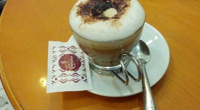 Photo of Cafe Confeitaria Cristina at Praça Conde De Agrolongo, 71, Braga, Portugal