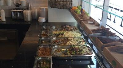 Photo of Salad Place Babette at Noordzandstraat 67, Brugge 8000, Belgium