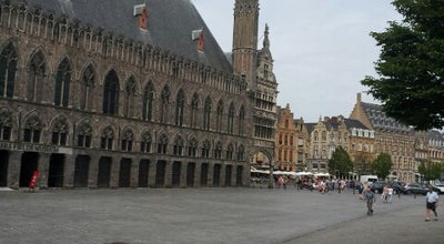 Photo of Town Ieper at Ieper 8900, Belgium