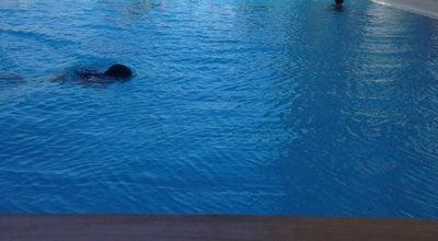 Photo of Pool Havuzlu Bahçe at Simakent Sitesi 2.kısım, Turkey
