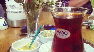 Photo of Cafe Mado at Çiftlik Cad., Samsun 55000, Turkey