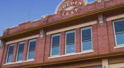 Photo of American Restaurant The Golden Leaf Bistro at 215 Craghead St, Danville, VA 24541, United States
