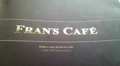 Photo of Coffee Shop Frans Café at Av. Fortuna, 100, Ribeirão Pires, Brazil