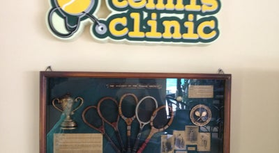 Photo of Tennis Court Tennis Clinic at Finike Sok. No: 6 Konutkent 2, Çayyolu, Ankara, Turkey