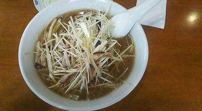 Photo of Chinese Restaurant 丸見食堂 at 町田8257-5, 喜多方市 966-0847, Japan