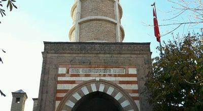 Photo of Historic Site Saat Kulesi at Cumhuriyet Caddesi, Merzifon 05300, Turkey