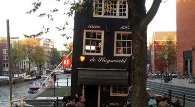 Photo of Bar De Sluyswacht at Jodenbreestraat 1, Amsterdam 1011 NG, Netherlands