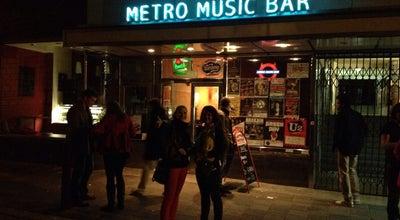 Photo of Music Venue Metro Music Bar at Poštovská 6, Brno 60200, Czech Republic