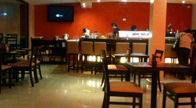 Photo of Sushi Restaurant Sushi And BreakFast at 30 Av. Entre 5 E Hidalgo, Cozumel, Mexico