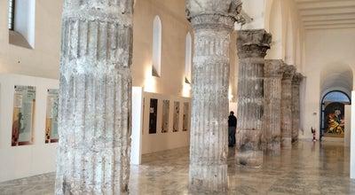 Photo of History Museum Tempio di Pomona at Via Roberto Il Guiscardo, 2, Salerno 84100, Italy