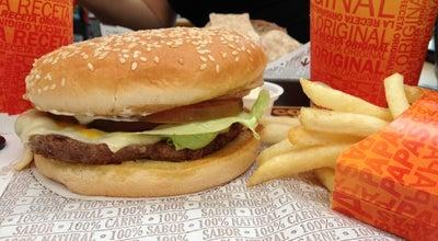 Photo of Burger Joint Hamburguesas El Corral at Avda. 40 No. 33-00 Local 319 -  Unicentro, Villavicencio 500001, Colombia