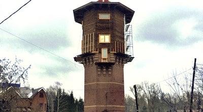 Photo of Historic Site Башня Лунева at Ул. 19 Гвардейской Дивизии, Д. 36а, Tomsk 634045, Russia