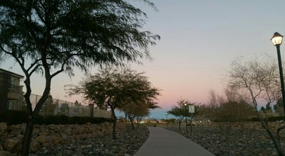 Photo of Park Nevada Trails Park at 7075 W Mardon Ave, Las Vegas, NV 89113, United States