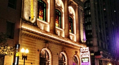 Photo of Theater Cutler Majestic Theatre at 219 Tremont St, Boston, MA 02116, United States