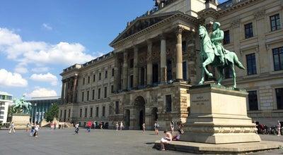 Photo of Library Stadtbibliothek Braunschweig at Schlossplatz 2, Braunschweig 38100, Germany