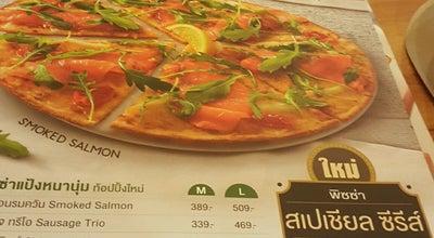 Photo of Pizza Place The Pizza Company (เดอะ พิซซ่า คอมปะนี) at Big C Lum Luk Ka, Lam Luk Ka 12150, Thailand