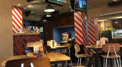 Photo of Sports Bar Walkabout at 38 Trinity St, Stoke-on-Trent ST1 5LJ, United Kingdom
