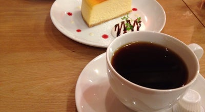 Photo of Cafe Coffee Beans+Cafe MicT (ミクト) at 荒川2-24-15, 富山市, Japan