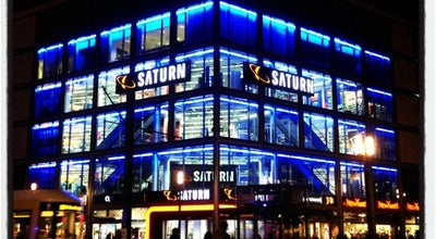 Photo of Electronics Store Saturn at Alexanderplatz 3, Berlin 10178, Germany