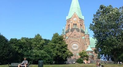 Photo of Park Vitabergsparken at Klefbecks Backe, Stockholm 118 26, Sweden