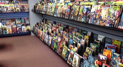Photo of Bookstore Dreamland Comics at 101 W Rockland Rd, Libertyville, IL 60048, United States