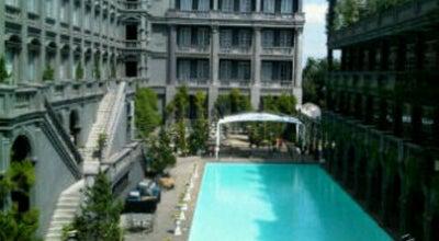 Photo of Hotel Green Hill Universal Hotel at Jalan Dr. Setiabudi No. 376, Bandung 40143, Indonesia