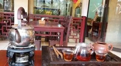 Photo of Tea Room Ho Teh Tiam Tea Gallery at Jl. Monginsidi No. 32, Medan 20116, Indonesia