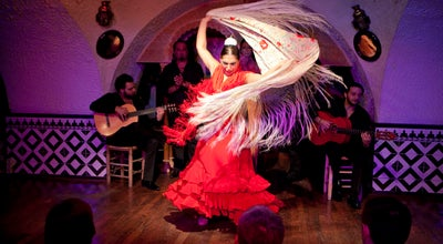 Photo of Music Venue Tablao Flamenco Cordobés at La Rambla, 35, Barcelona 08002, Spain