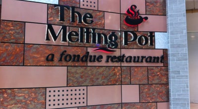 Photo of Restaurant The Melting Pot at 306 Hiawatha Blvd W, Syracuse, NY 13204, United States