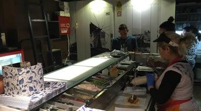 Photo of Falafel Restaurant Baba Ghanoush at Εμπεδοκλέους 25, Pagrati 116 33, Greece