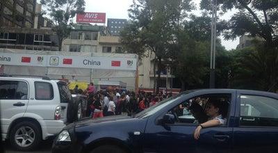 Photo of Racetrack #FeriaReforma at Avenida Reforma, Ciudad de México, Mexico