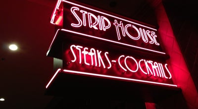 Photo of American Restaurant Strip House at 3667 Las Vegas Blvd S, Las Vegas, NV 89109, United States